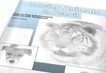 eBook: Drawing Animals in Pencil
