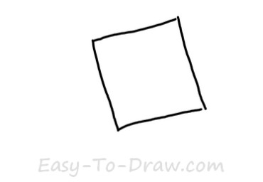 How to draw book 01