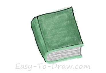 How to draw book 05