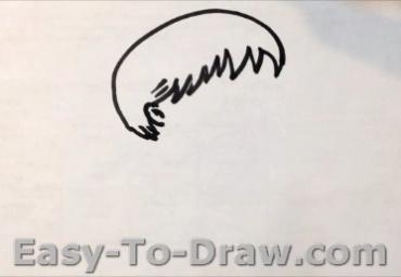 How to draw boy 01