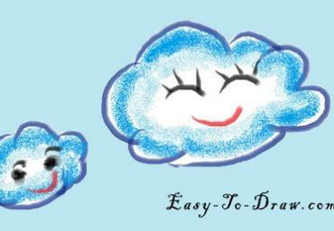 How-to-draw-cloud