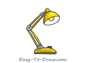 How-to-draw-lamp