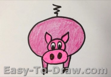 How-to-draw-piggy