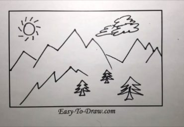 how-to-draw-snow-mountain-04