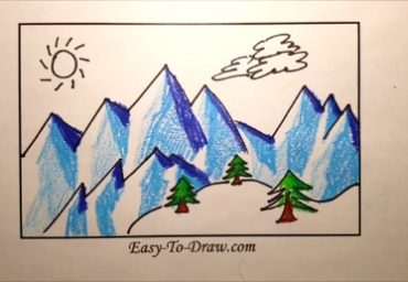 how-to-draw-snow-mountain-06