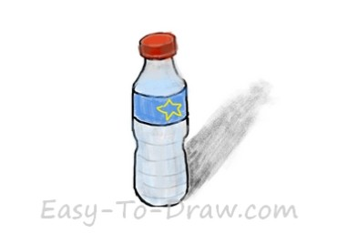 How-to-draw-water-bottle
